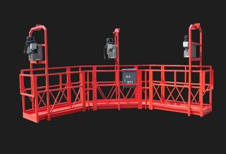 Adjustable Suspended Lifting Platform / Temporary Work Platforms